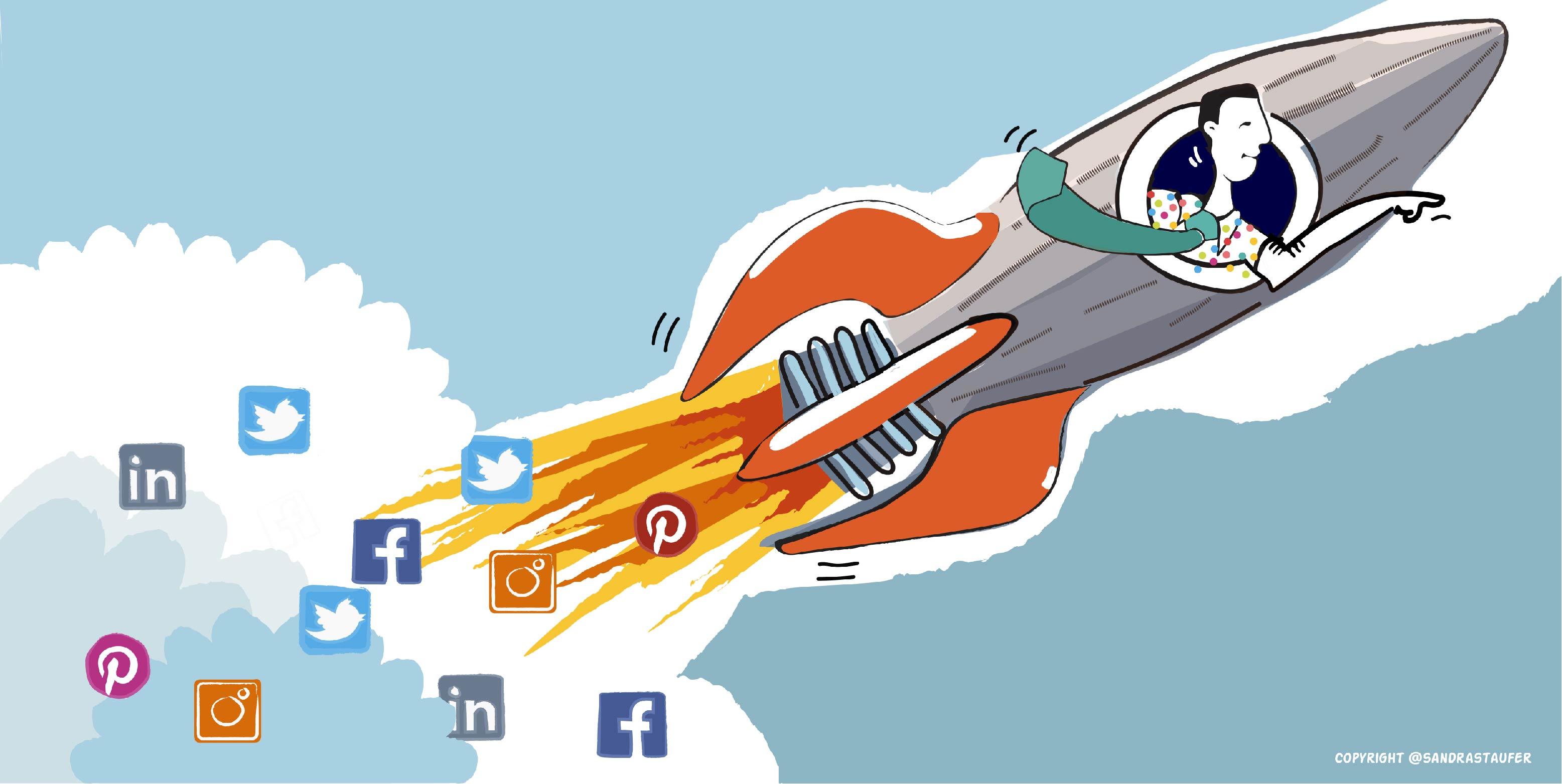 social-media-improving-business-performance
